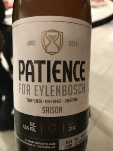 Patience for Eylenbosch